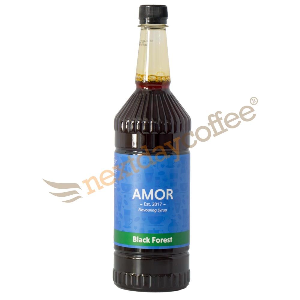 Amor Black Forest Syrup (1 Litre)