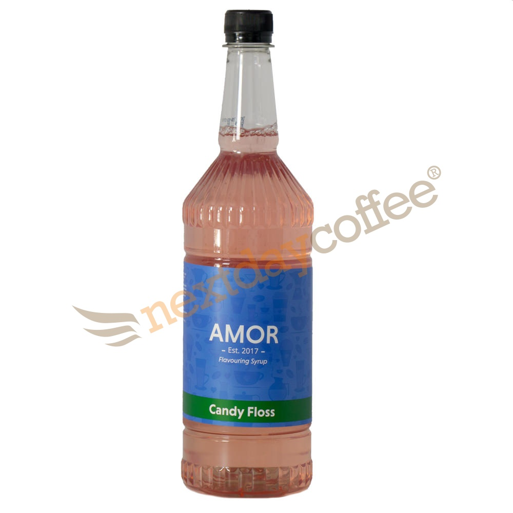 Amor Candy Floss Syrup (1 Litre)