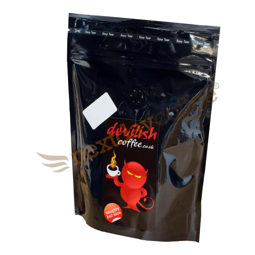 Devilish Creamy Caramel Coffee Beans