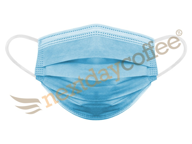 Single Use Disposable Face Masks (50)