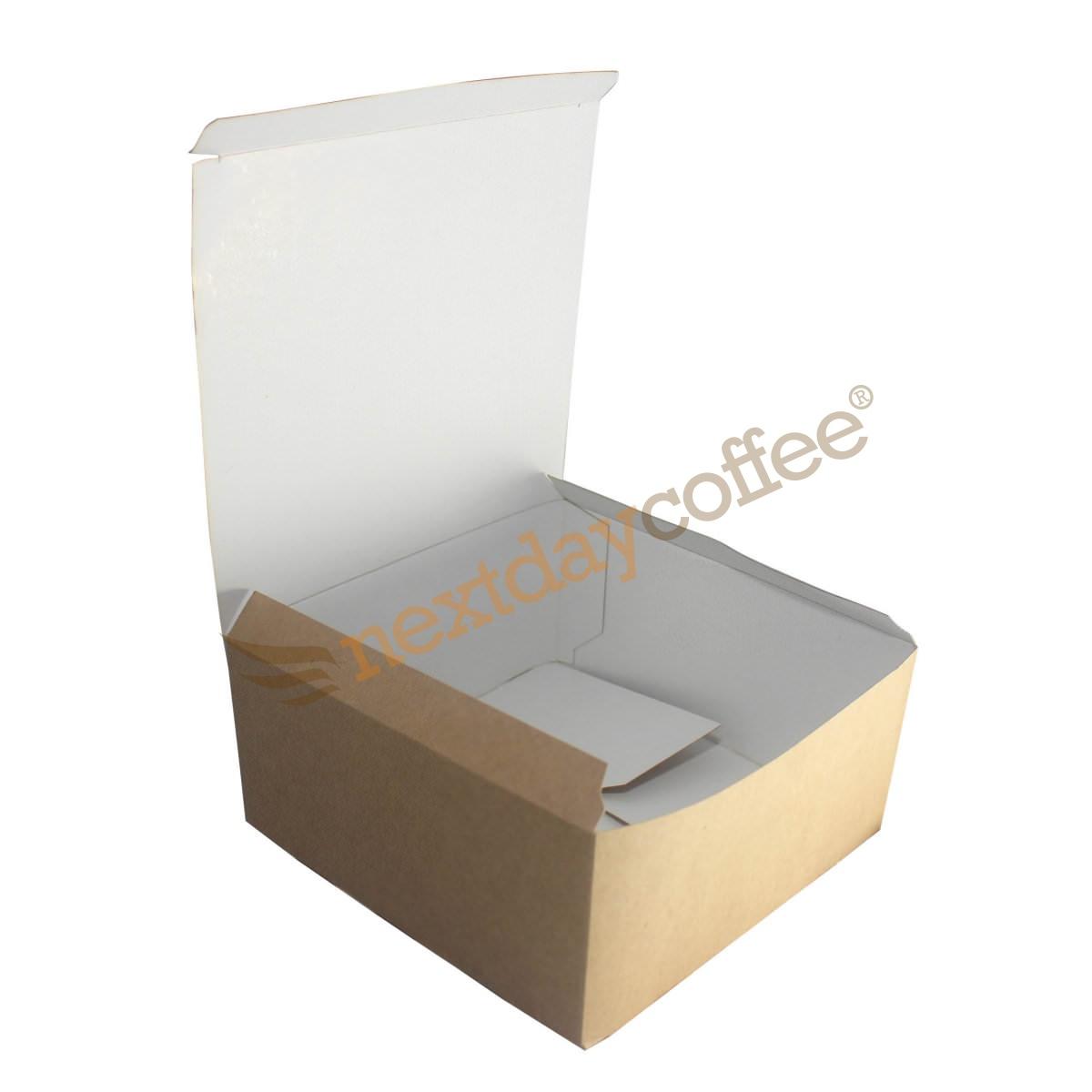 Kraft Burger Boxes (50)