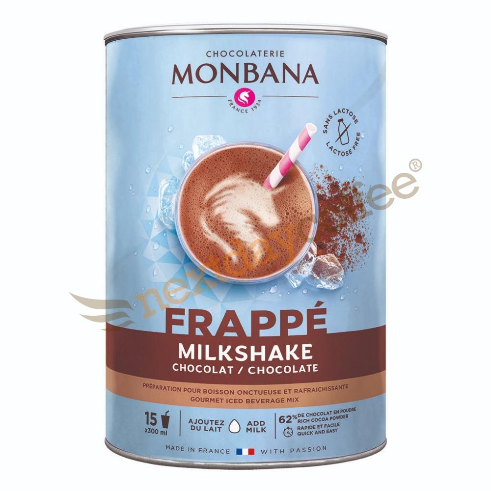 Monbana Chocolate Frappe Milkshake (1kg)