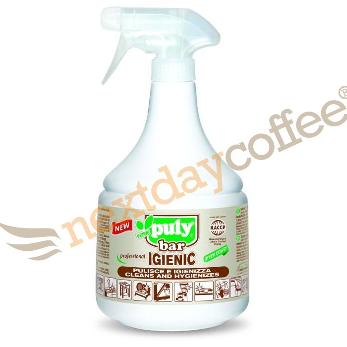 Puly Bar Igienic Cleaning Spray (1 Litre)