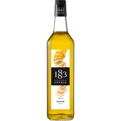 1883 Banana Syrup (700ml)