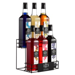 Routin 1883 Bottle Display Stand