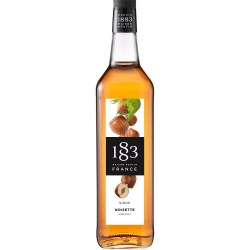 1883 Hazelnut Sugar Free Syrup (700ml)