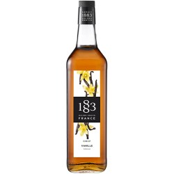 1883 Vanilla Sugar Free Syrup (700ml)