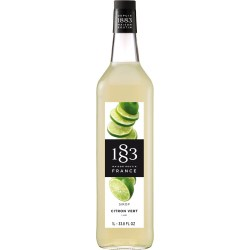 Routin 1883 Lime Syrup (1 Litre)
