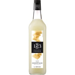 Routin 1883 White Chocolate Syrup (1 Litre)