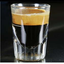2oz Lined Espresso Shot Glass