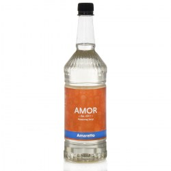Amor Amaretto Syrup (1 Litre)