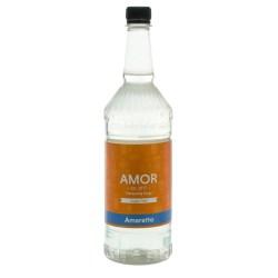 Amor Amaretto Sugar Free Syrup (1 Litre)