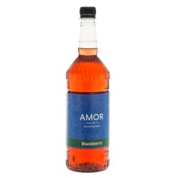 Amor Blackberry Syrup (1 Litre)