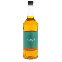 Amor Cinnamon Syrup (1 Litre)