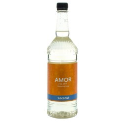 Amor Coconut Syrup (1 Litre)
