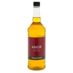 Amor Gingerbread Syrup (1 Litre)