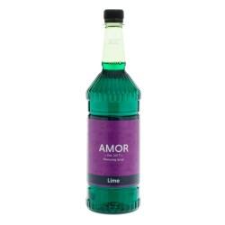 Amor Lime Syrup (1 Litre)