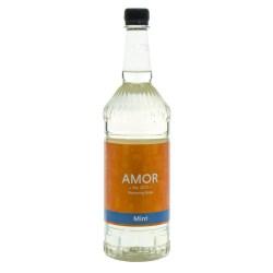Amor Mint Syrup (1 Litre)