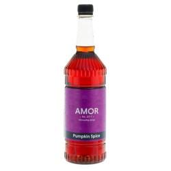 Amor Pumpkin Spice Syrup (1 Litre)