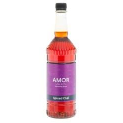 Amor Spiced Chai Syrup (1 Litre)