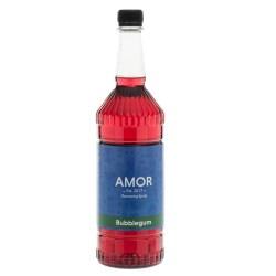 Amor Bubblegum Syrup (1 Litre)
