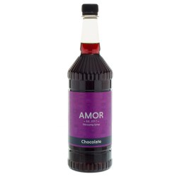 Amor Chocolate Syrup (1 Litre)