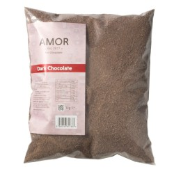 Amor Dark Hot Chocolate Powder (1kg)