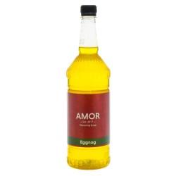 Amor Eggnog Syrup (1 Litre)