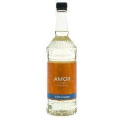 Amor Irish Cream Syrup (1 Litre)