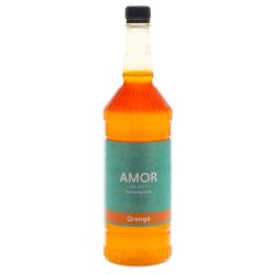 Amor Orange Syrup (1 Litre)