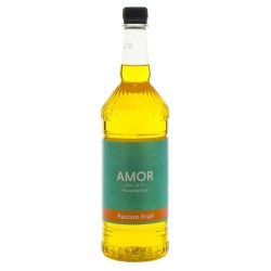 Amor Passion Fruit Syrup (1 Litre)