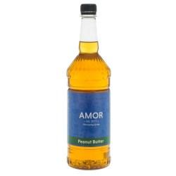 Amor Peanut Butter Syrup (1 Litre)