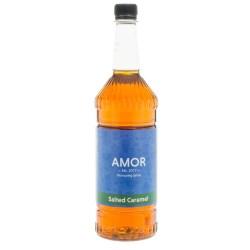 Amor Salted Caramel Syrup (1 Litre)