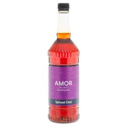 Amor Spiced Chai Syrup (1 Litre)