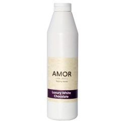 Amor Luxury White Chocolate Sauce (1kg)