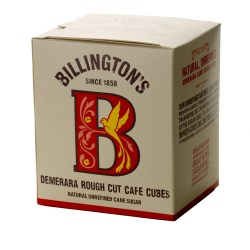 Billingtons Rough Cut Brown Sugar Cubes (750g)