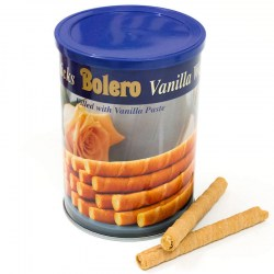 Bolero Vanilla Wafer Sticks (400g)