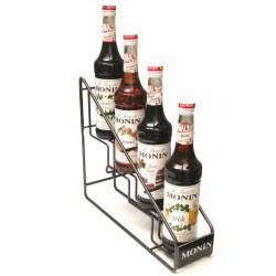 Monin Bottle Display Rack Stand