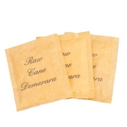 Brown Sugar Sachets - English Script (1000)