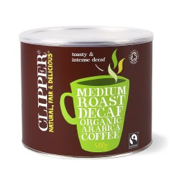 Clipper Organic Decaffeinated Freeze Dried (500g)