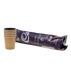 Cadbury Hot Chocolate 73mm Vending Incup (25)