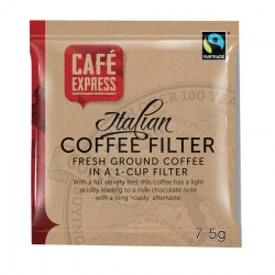 Cafe Express Fairtrade Ground Coffee Bags (50)