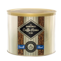 Caffe Roma Decaffeinated Instant Coffee (500g)​