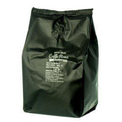 Caffe Roma Rich Italian Gold Cafetiere Coffee (500g)