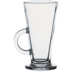 Catalina Latte Glass (Single)