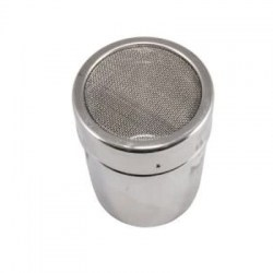 Chocolate Shaker Drum - Mesh (Large)