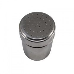 Chocolate Shaker Drum - Holes (Large)