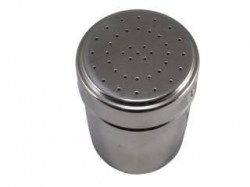 Chocolate Shaker Drum - Holes (Small)