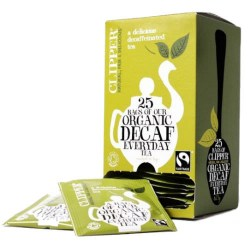 Clipper Organic Decaffeinated Envelope Tea (25)