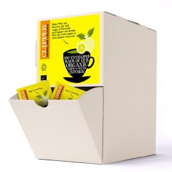 Clipper Organic Envelope Lemon and Ginger Tea (250)